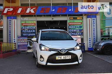 Toyota Yaris 1.5 Hybrid CVT 2015