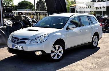 Subaru Outback BOXER DIESEL 2011