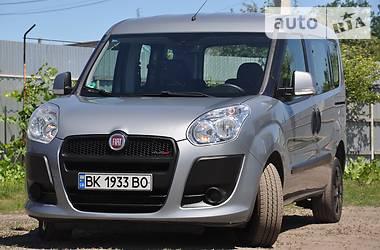 Fiat Doblo пасс. оригінальний пасажир 2011