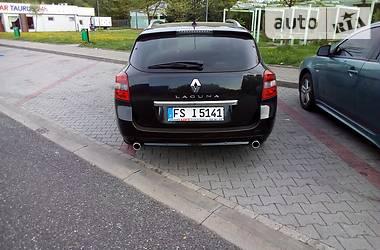 Renault Laguna 4Control 2011