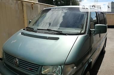 Volkswagen Multivan 2002