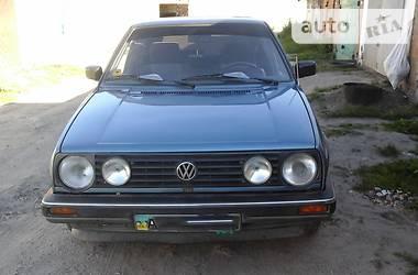 Volkswagen Golf II 1988