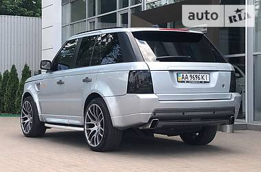 Land Rover Range Rover Sport 4.2 2008