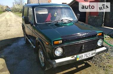 ВАЗ 2121 1998