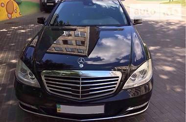 Mercedes-Benz S 350 S350  4MATIK 2011