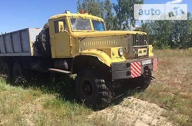 КрАЗ 256 Лаптежник з тралом 1991