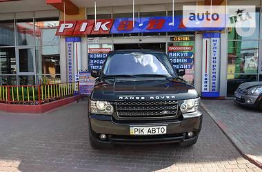 Land Rover Range Rover  4.4d Autobiography 2012