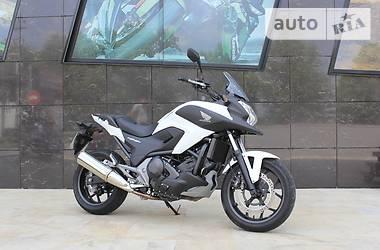 Honda NC 700XD 2013