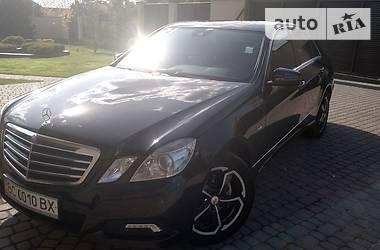 Mercedes-Benz E 220 E 220 CDI 2009