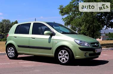 Hyundai Getz 1.4avtom 2008