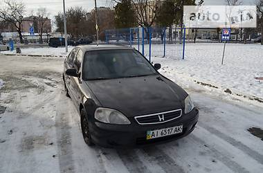 Honda Civic 1.4iS (Ej9) 1999