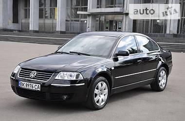 Volkswagen Passat B5 + 2.5 TDI 2003