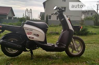 Yamaha Gear 2012