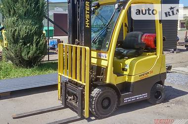 Hyster H 2.0FTS 2008