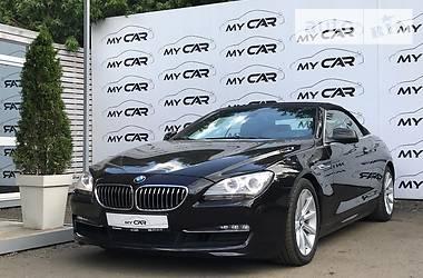 BMW 640 I CABRIO 2012