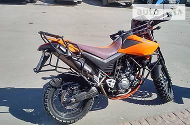 Yamaha XTX 660 2007