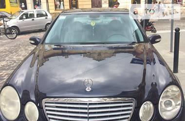 Mercedes-Benz E 270 2003