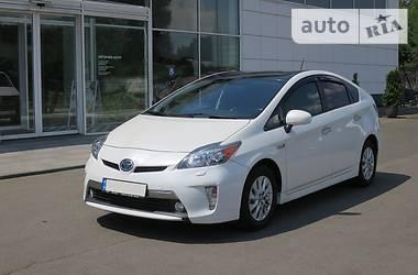 Toyota Prius 1.8 Plug-in Hybrid 2013
