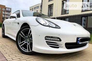 Porsche Panamera INDIVIDUAL 3.6 AWD 2012