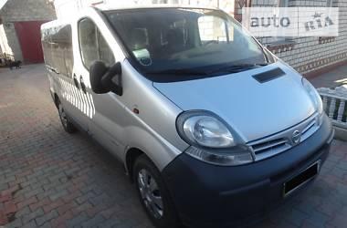 Opel Vivaro груз.-пасс. 2006