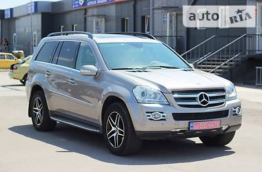 Mercedes-Benz GL 550 5.5 2007
