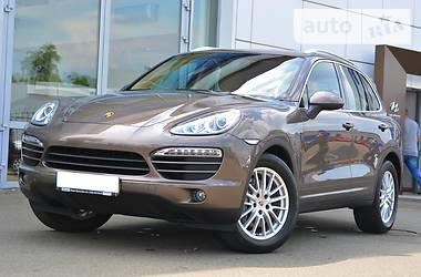 Porsche Cayenne 3.6 AWD AT 2013