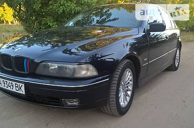 BMW 528 Е 39 1999