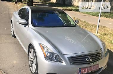 Infiniti G37 s 2008