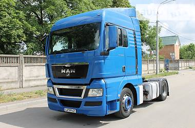 MAN TGX E5 MANUAL GERMANY 2009