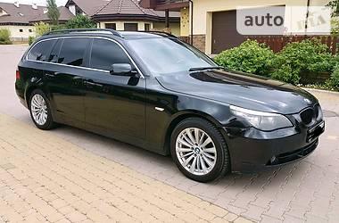 BMW 525 е61 2006