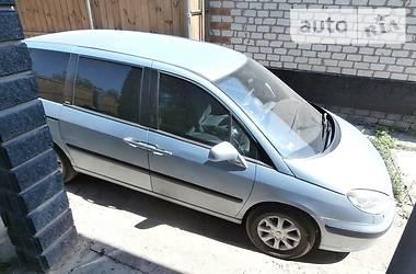 Peugeot 807 2.2 HDi 2003