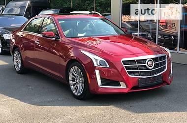 Cadillac CTS 4 2.0 Turbo 2014