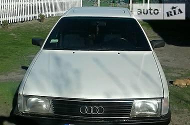 Audi 100 1.8 газ-бензин 1989