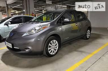 Nissan Leaf s+ 2015