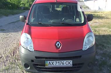Renault Kangoo пасс. ІІ 2008