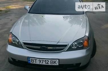 Chevrolet Evanda 2004 2004