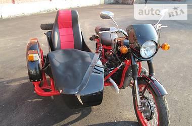 Днепр (КМЗ) Днепр-11 мотоцикл с коляской 1990