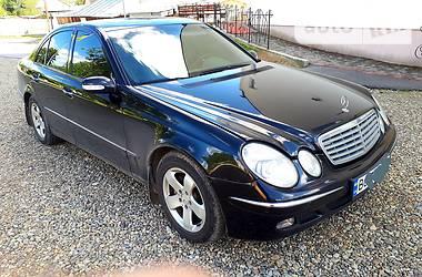 Mercedes-Benz E 320 2002
