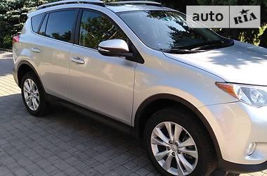 Toyota Rav 4 LIMITED 2015