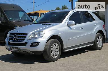 Mercedes-Benz ML 320 2008