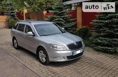 Skoda Octavia A5 Ellegance 2013