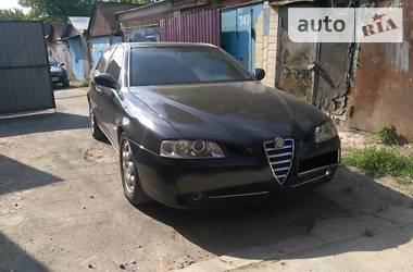Alfa Romeo 166 2.4 JTD 1998