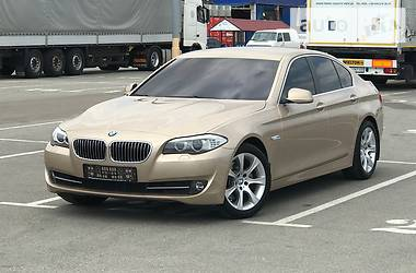 BMW 523 ABT Bavaria 2010