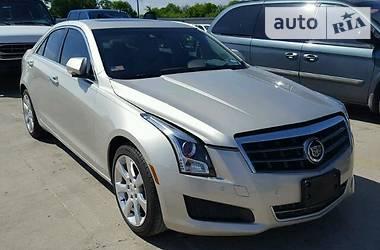 Cadillac ATS Luxury 2012