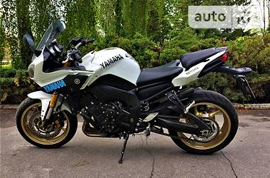 Yamaha Fazer 2012