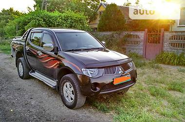 Mitsubishi L 200 2008