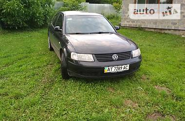 Volkswagen Passat B5 турбо 1999