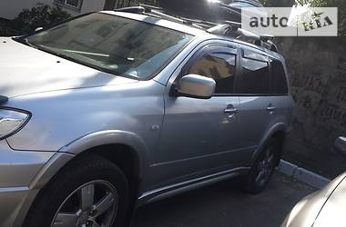 Mitsubishi Outlander Двигатель 2.4 2007