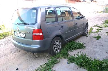 Volkswagen Touran fsi 2006