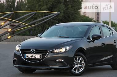 Mazda 3 Sport 2015